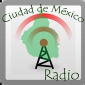 Radio del DF Ciudad de Mexico icon