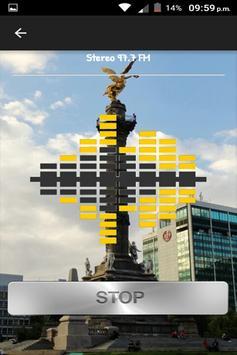 Radio del DF Ciudad de Mexico screenshot 10