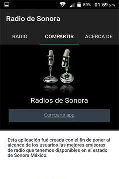 Radios de Sonora México screenshot 6