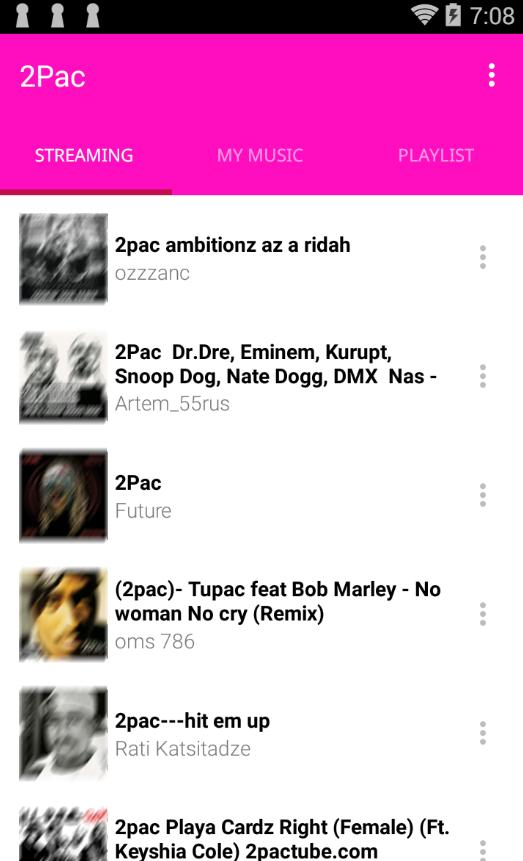 2Pac All Songs - Mp3 Music for Android - APK Download