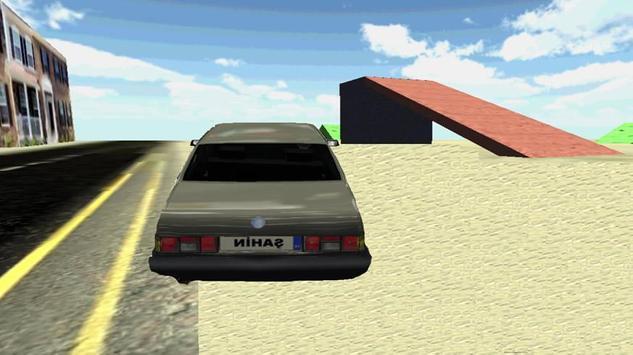 Real Car Drift Simulator screenshot 1