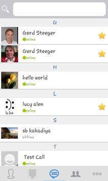 CallMeNow apk screenshot