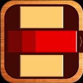 Blocked! -Addictive game to unblock bar icon