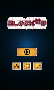 Blocked! -Addictive game to unblock bar poster