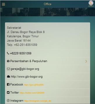 GBI Danau Bogor Raya screenshot 11