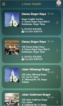 GBI Danau Bogor Raya screenshot 2