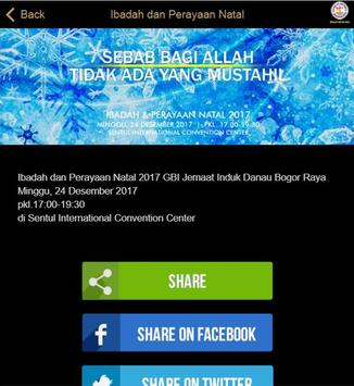 GBI Danau Bogor Raya screenshot 7