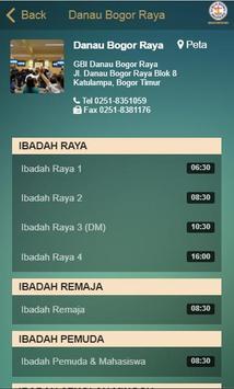 GBI Danau Bogor Raya screenshot 5