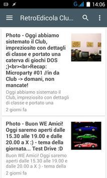 Retroedicola Club screenshot 1