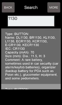 Battery Types screenshot 8