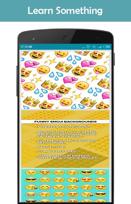 Cute Emoji Wallpapers poster Cute Emoji Wallpapers screenshot 1 ...