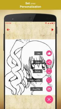Easy Anime Drawing Tutorials screenshot 2