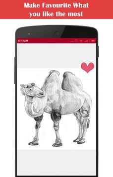 How to Draw Animals 3D apk screenshot