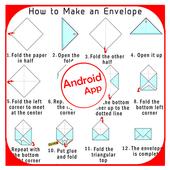 How to Make Envelope icon