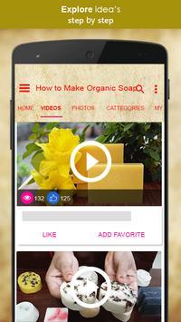 How to Make Organic Soap screenshot 1