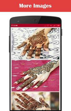 Latest Mehndi Designs 2017 poster