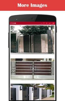 Modern Gate Designs poster