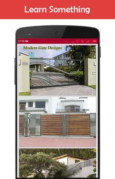 Modern Gate Designs screenshot 3