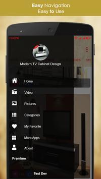 Modern TV Cabinet Design poster