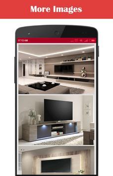 Modern TV Cabinet Design apk screenshot