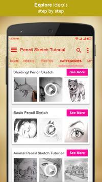 Pencil Sketch Tutorial screenshot 2