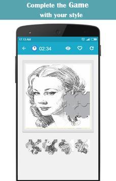 Pencil Sketch Tutorial apk screenshot