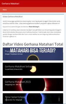 Solar Eclipse apk screenshot