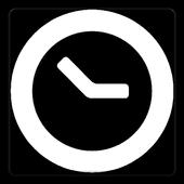 ClockWidget 4x1 5x1 icon