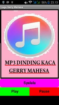 LAGU DANGDUT GERRY MAHESA apk screenshot