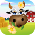 Farm Animals Color Scratch for kids & toddlers 🚜
