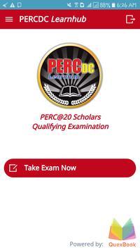 Qualifying Exam poster