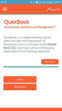 Accountancy, Business & Mngt. (ABM) 1 - QuexBook screenshot 8