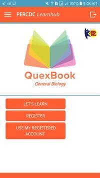 General Biology 1 - QuexHub poster