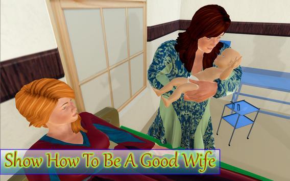 Virtual Girl Real Life Story screenshot 1
