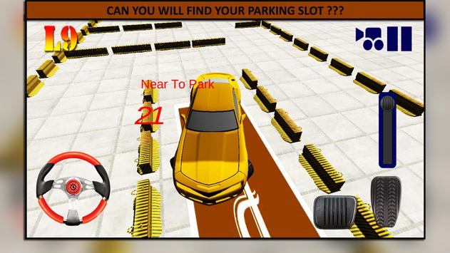 Car Parking Game Expert apk screenshot