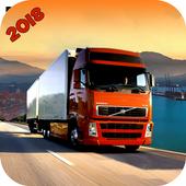 Mountain Cargo Truck Simulator icon