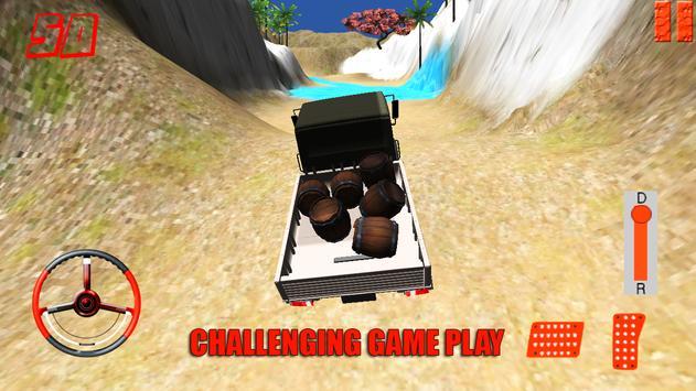 Mountain Cargo Truck Simulator apk screenshot