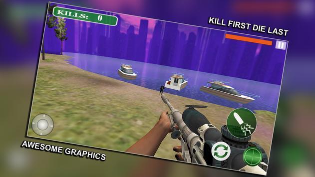 Navy Army Sniper Shooting 3D Attack FPS apk screenshot