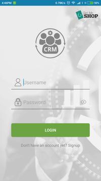CRM apk screenshot