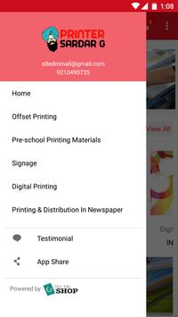 Printer Sardar G apk screenshot