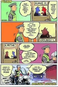 komik lucu gokil poster