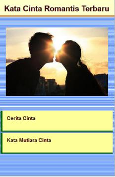 kata mutiara romantis screenshot 8