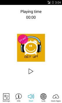 Get Up! Free Hypnosis apk screenshot