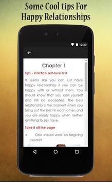 Happy Relationship Tips apk screenshot