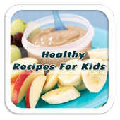 Healthy Recipes For Kids icon
