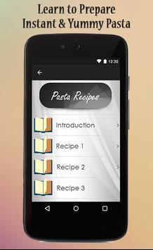 Pasta Recipes Guide apk screenshot