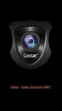Getac Video Solution BWC poster