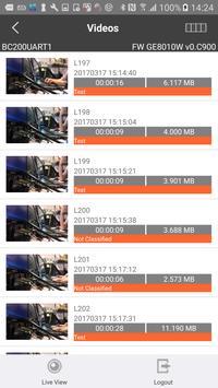 Getac Video Solution BWC screenshot 2
