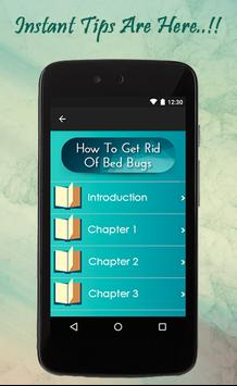 How To Get Rid Of Bed Bugs apk screenshot