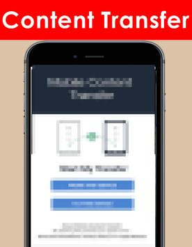 Content Transfer Tips apk screenshot